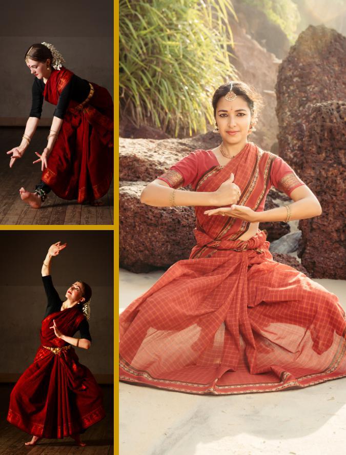 BHARATNATYAM DANCE WORKSHOP