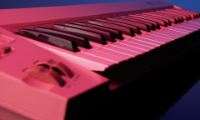 Keyboard: Indian Notes & Songs