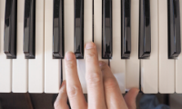 Keyboard: Western Notes & Songs