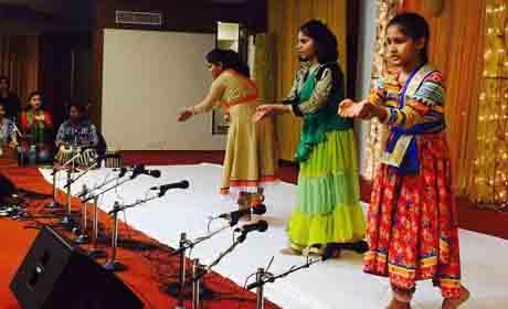 Short term Dance Courses at Ajivasan
