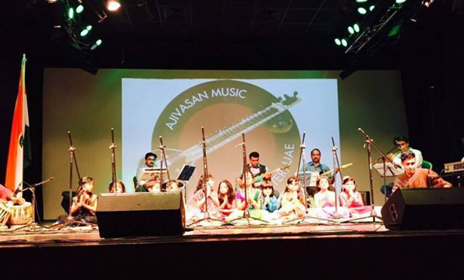 Music Courses at Ajivasan