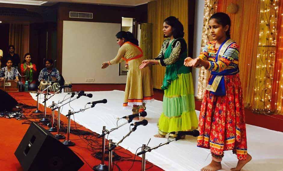 Dance Courses at Ajivasan